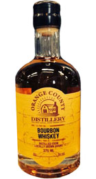 Orange County Distillery Bourbon