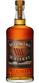 Wyoming Small Batch Bourbon Whiskey