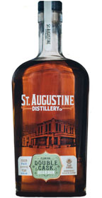 St. Augustine's Florida Double Cask Bourbon Whiskey