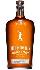 10th Mountain Rocky Mountain Bourbon Whiskey