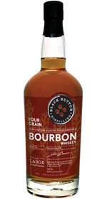 Black Button Four Grain Bourbon Whiskey