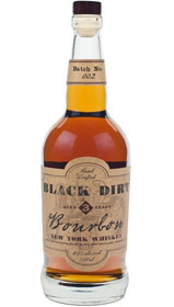 Black Dirt New York State Bourbon Whiskey