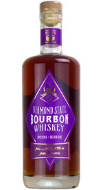 Diamond State Straight Bourbon Whiskey