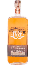 Flag Hill Straight Bourbon Whiskey