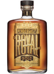 Pendergast's Royal Gold Bourbon