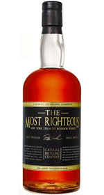 The Most Righteous New York Straight Bourbon Whiskey