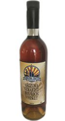 Arizona Straight Bourbon Whiskey