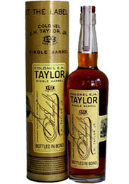 Colonel E.H. Taylor Single Barrel Straight Bourbon Whiskey