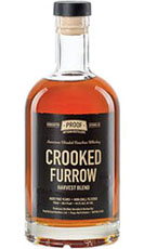 Crooked Furrow Harvest Blend Bourbon Whiskey