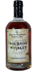 Grand Traverse Distillery 100% Straight Bourbon Whiskey