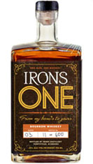 Irons One Bourbon Whiskey Char #4