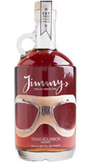 Jimmy's Texas Straight Bourbon Whiskey