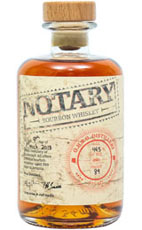 Notary Bourbon Whiskey