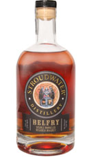 Stroudwater Distillery Belfry Double Barreled Bourbon Whiskey