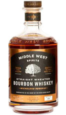 Middle West Spirits Straight Wheated Bourbon Whiskey Michelone Reserve