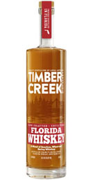 Timber Creek Southern Reserve Florida Whiskey 93 proof