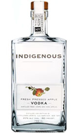 Indigenous Apple Vodka
