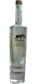 Literary Dog Vodka