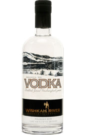 Wishkah River Vodka