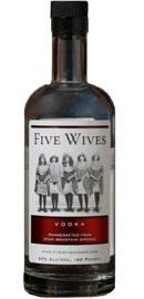 Ogden's Own Five Wives Vodka
