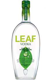 LEAF Alaskan Glacial Water Vodka