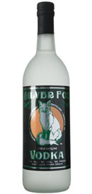 Silver Fox Vodka