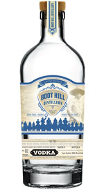 Boot Hill Distillery Vodka