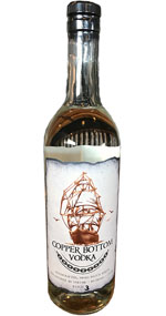 Copper Bottom Vodka