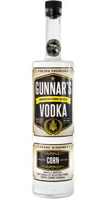 Gunnar's American Farm Series Vodka