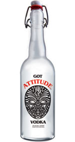 Got Attitude Vodka