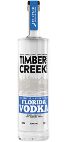 Timber Creek Florida Vodka