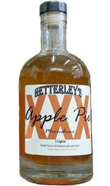 Hetterley's Apple Pie Monshine