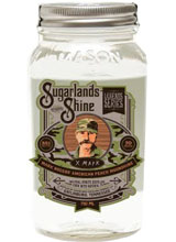 Sugarlands Shine Mark Rogers American Peach Moonshine