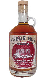 Swede Hill Distilling Apple Pie Moonshine