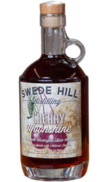 Swede Hill Distilling Cherry Moonshine