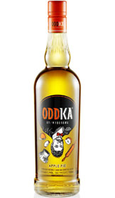 Oddka Apple Pie