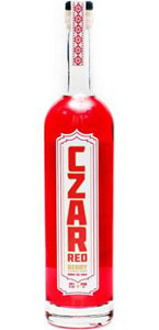 Czar Red Berry Vodka
