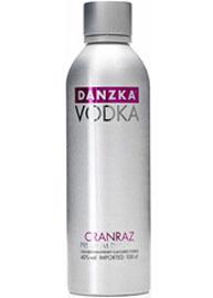 Danzka Cranraz Vodka