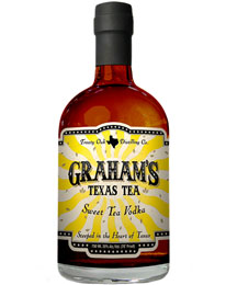 Graham's Texas Tea Vodka