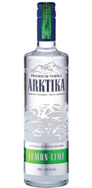 Arktika Lemon-Lime Vodka