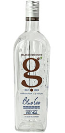 Blue Ice Island Coconut Vodka