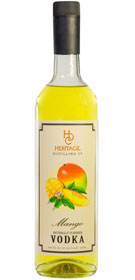 Heritage Distilling Mango Vodka