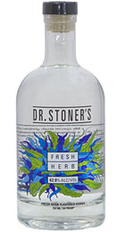 Dr. Stoner's Fresh Herb Vodka