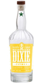 General Beauregard Dixie Citrus Vodka