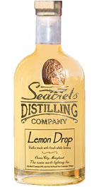 Seacrets Distilling Lemon Drop Vodka