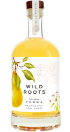 Wild Roots Northwest Pear Infused Vodka