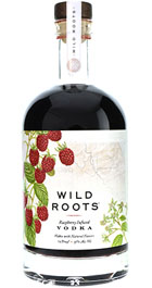 Wild Roots Northwest Raspberry Infused Vodka