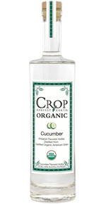Crop Cucumber Organic Flavored Vodka