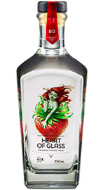Heart of Glass Strawberry Flavored Vodka