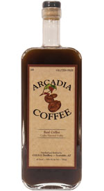 Arcadia Coffee Flavored Vodka